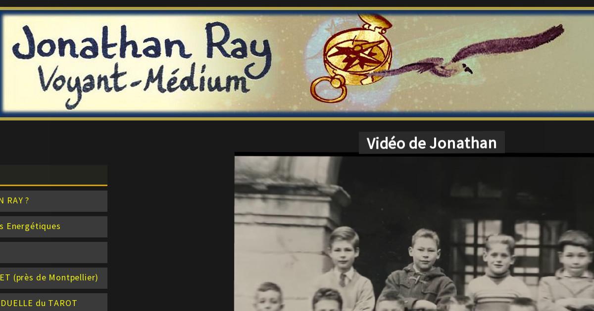 be9bac08b02ddd Jonathan Ray - Voyant-Médium - ○ ACCUEIL
